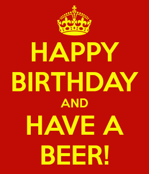 birthday 6 pack drink beer and happy birthday of beer happy birthday ...