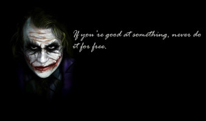 ... the world burn but most intend to sell the ashes – joker quotes