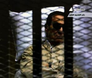 Hosni Mubarak Gets Life Prison