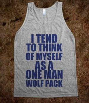 Hangover movie quotes, wolf pack