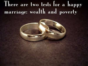 Married Happy Marriage Life Quotes