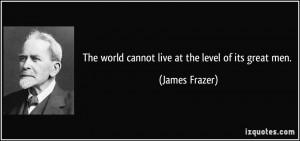Great Men Quotes