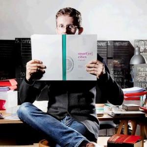 Carlo Ratti director of Senseable City Lab MIT