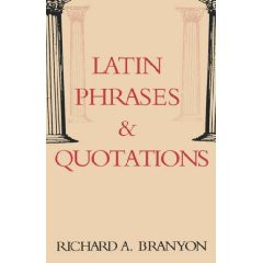 latin phrases quotations paperback 4250 latin quotes and sayings new ...