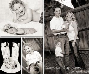 Newborn Family Photo Shoot Ideas