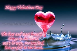 Romantic Valentines Day Love quotes and wishes for wife, for ...