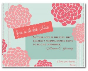 Nice Mothers Day Sayings For Cards – Meaningful Quotes Nice Sayings ...