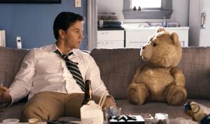 Ted es la Opera Prima de Seth McFarlane , experto en su humor random ...