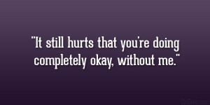 Related Pictures being hurt quotes sayings