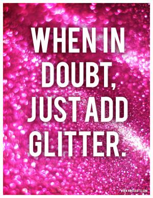 glitter-printable-quote