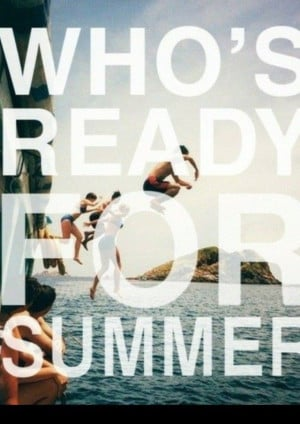 Whose ready for #summer