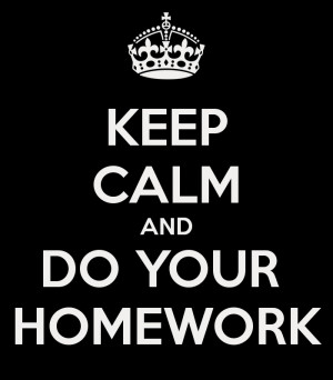 hahaha..so,aku kena laa keep calm and do my homework..erkkk?okay laa ...
