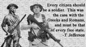 Thomas Jefferson Quotes Gun Rights