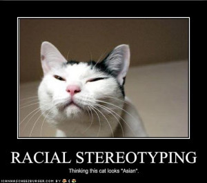 racial stereotype