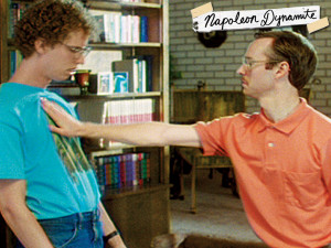 Kip and Napoleon from Napoleon Dynamite