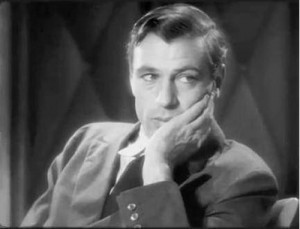 Gary Cooper as Longfellow Deeds in Mr. Deeds Goes to Town ( Frank ...
