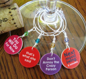 Funny Sayings: Next Mood Swing in Minutes, Don't Annoy the Crazy ...