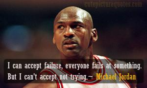 Failure Quotes / Michael Jordan Quotes