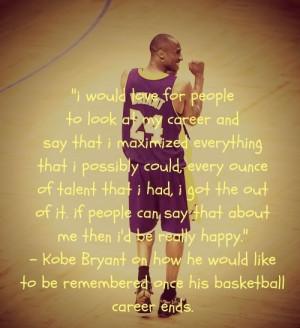 Enjoy best Kobe Bryant quotes . Inspirational Quotes by Kobe Bryant ...