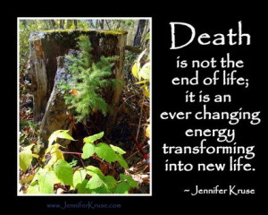 Death Quote Quot Energy