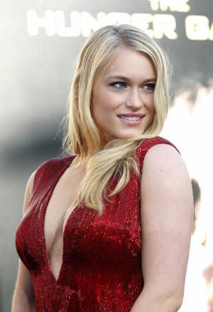 Leven Rambin is 22... and dating someone 3 times her age