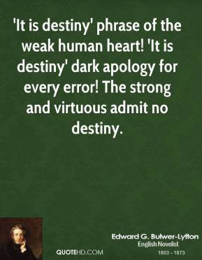 ... Human Heart It Is Destiny Dark Apology For Every Error - Apology Quote