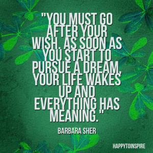 Thursday Quote Of The Day Quote of the day: you must go