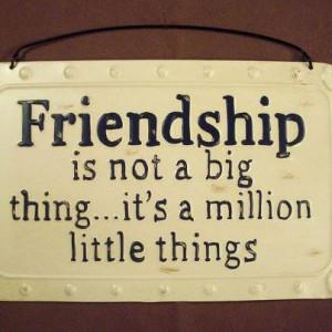 Writings on friendship