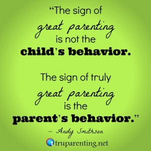 30 Inspiring Quotes about Parenthood. A Great read!