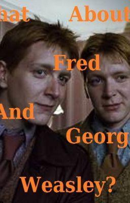 Fred And George Weasley Yule Ball