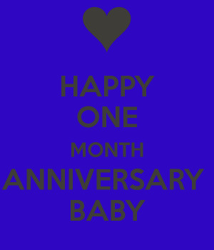 File Name : happy-one-month-anniversary-baby.png Resolution : 600 x ...