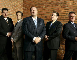 Best Sopranos Quotes | ... Soprano's Top 10 quotes - James Gandolfini ...