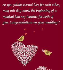 Wedding Congratulations Quotes QuotesGram