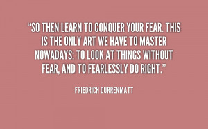 fear quotes picture quotes