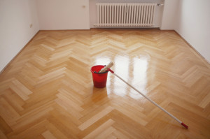Things You're Doing To Ruin Your Hardwood Floors Without Even ...