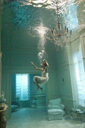 Underwater Home-Check Out These Unconventional Homes.
