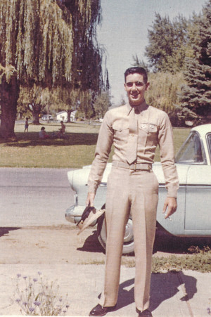 Lee Ermey Young