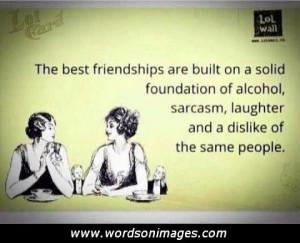 College friendship quotes