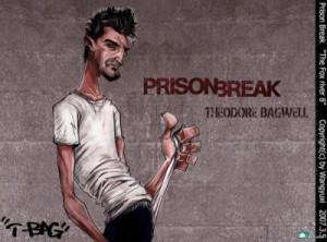 Prison Break Cartoon 6