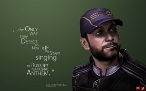 My Mass Effect World =): Jeff