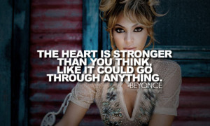 Beyonce Quote About Love