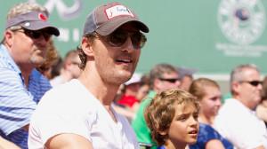 Matthew McConaughey Gives a Pep Talk To Texas