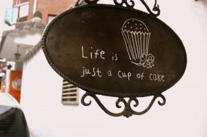 life,quote,saying,pics,cupcakes,cupcake,inspiration ...