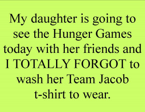 hunger games funny facebook quotes