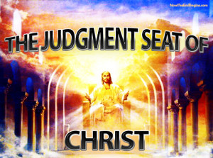 Bible Judgement Seat of Christ