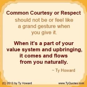 Common quotations
