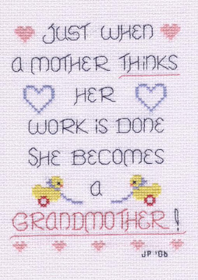 Crafty Cross Stitch