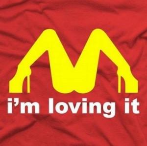 New McDonalds's logo