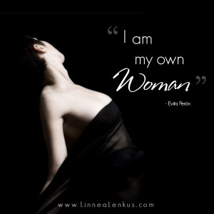 ... Quotes > All Inspirational Quotes > Beauty > My Own Woman