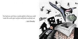 Illustrated Jack Handey Quote